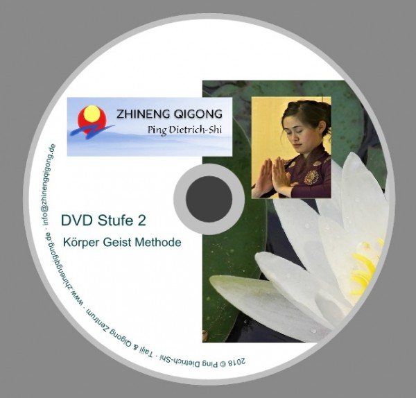 DVD Stufe 2 (deutsch) mit Ping Dietrich-Shi