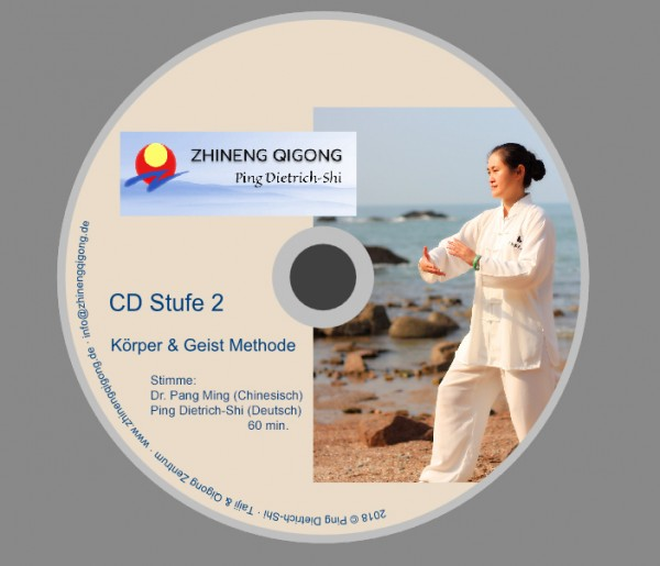 CD Stufe 2 (mit Dr. Pang und Ping Dietrich-Shi)