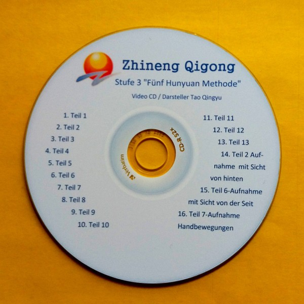 VCD Stufe 3 (Englisch) mit Tao Qingyu