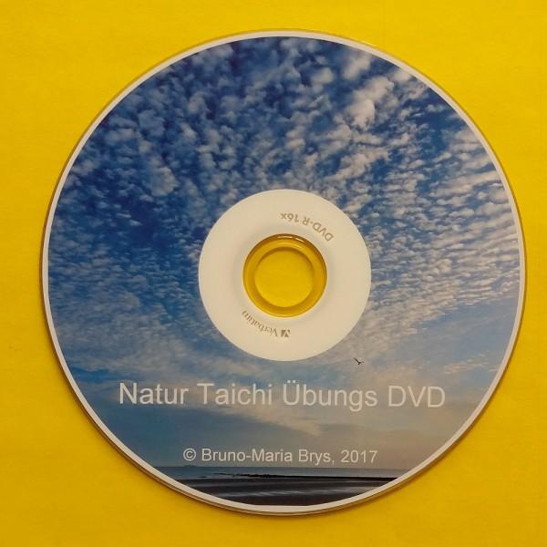DVD Natur Taiji (Deutsch) mit Bruno-Maria Brys