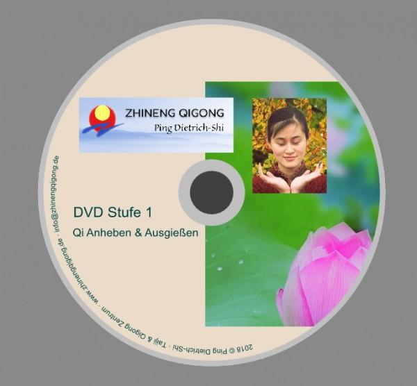 DVD Stufe 1 (deutsch) mit Ping Dietrich-Shi