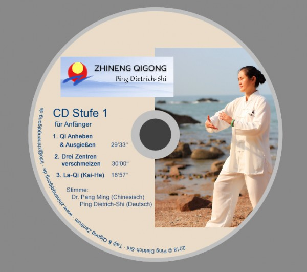 CD Stufe 1 (Anfänger) mit Dr. Pang und Ping Dietrich-Shi