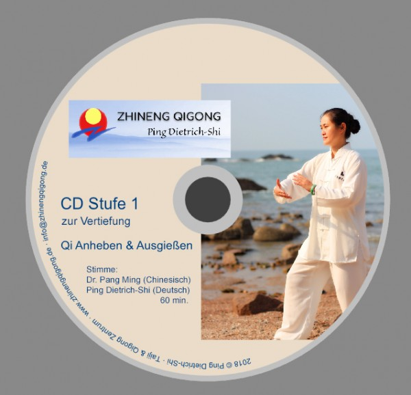CD Stufe 1 (Vertiefung mit Dr. Pang und Ping Dietrich-Shi)