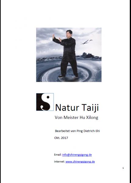 Buch: Natur Taiji