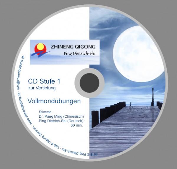 CD Vollmond Übungen (Vertiefung) mit Dr. Pang und Ping Dietrich-Shi